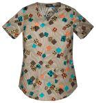 Cherokee Uniforms 3634 V-Neck Top
