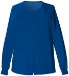 Cherokee Uniforms 4315 Zip Front Warm-Up Jacket