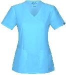 Cherokee Uniforms 44801A Mock Wrap Top