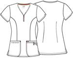 Cherokee Uniforms 46600A V-Neck Top