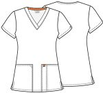 Cherokee Uniforms 46613A V-Neck Top