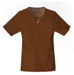 Cherokee Uniforms 4740 Round Neck Top