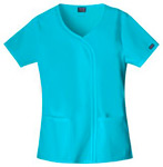 Cherokee Uniforms 4747 Mock Wrap Top