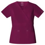Cherokee Uniforms 4751 Mock Wrap Top