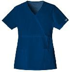 Cherokee Uniforms 4758 Mock Wrap Top