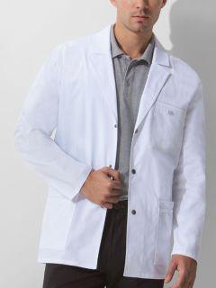 """Cherokee Uniforms 81403 31"""" Men's Snap Front Lab Coat"""