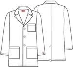 "Cherokee Uniforms 81404AB 31"" Men's Lab Coat"