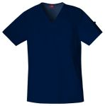 "Cherokee Uniforms 81822 ""Youtility"" Men's V-Neck Top"