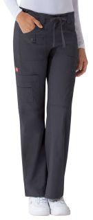 Cherokee Uniforms 82155 Low Rise Drawstring Cargo Pant