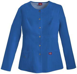 Cherokee Uniforms 82310 Snap Front Warm-Up Jacket
