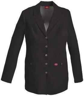 "Cherokee Uniforms 82400 28"" Snap Front Lab Coat"