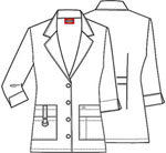 "Cherokee Uniforms 82402 30"" Lab Coat"