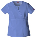 Cherokee Uniforms 82708 Mock Wrap Top