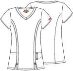 Cherokee Uniforms 82816 V-Neck Top