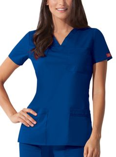 "Cherokee Uniforms 82855 ""Youtility"" V-Neck Top"