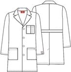 """Cherokee Uniforms 83402AB **NEW** 37"""" Unisex Lab Coat"""