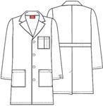 "Cherokee Uniforms 83402A 37"" Unisex Lab Coat"