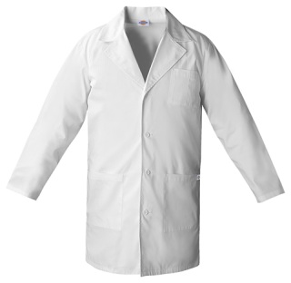 "Cherokee Uniforms 83402 37"" Unisex Lab Coat"