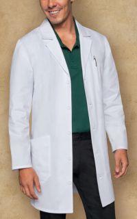 "Cherokee Uniforms 83404 37"" Unisex Lab Coat"