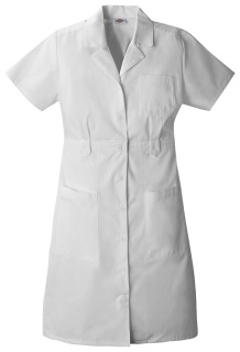 Cherokee Uniforms 84500 Button Front Dress