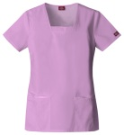 Cherokee Uniforms 84709 Square Neck Top