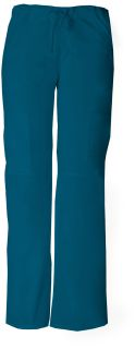 Cherokee Uniforms 85100 Low Rise Drawstring Cargo Pant