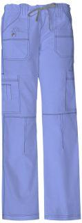 Cherokee Uniforms 857455 Low Rise Drawstring Cargo Pant