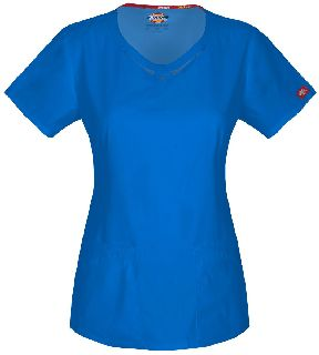 Cherokee Uniforms 85810 Round Neck Top