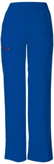 Cherokee Uniforms 86106 Natural Rise Tapered Leg Pull-On Pant
