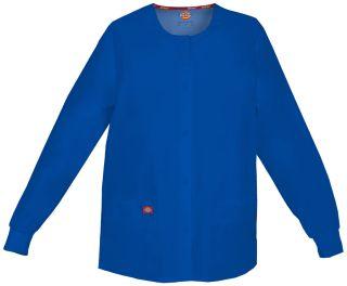 Cherokee Uniforms 86306 Snap Front Warm-Up Jacket