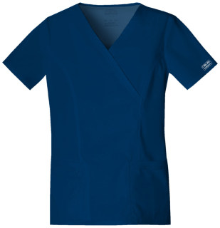 Cherokee Uniforms 4728 Mock Wrap Top