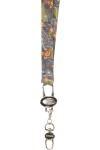 Cherokee Uniforms BJ144007 3PK Lanyard - Honeysuckle