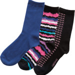 Cherokee Uniforms BLUESFORYOU 1-3pr pack of Crew Socks