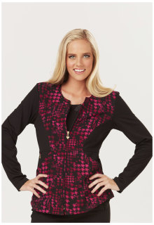 Cherokee Uniforms CA304 Zip Front Jacket