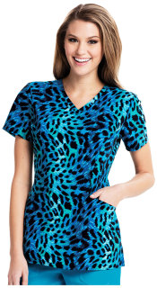 Cherokee Uniforms CA601X3 V-Neck Top