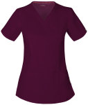 Cherokee Uniforms CH601A Mock Wrap Top