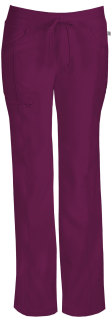 Cherokee Uniforms 1123A Low Rise Straight Leg Drawstring Pant