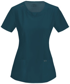 Cherokee Uniforms 2624A Round Neck Top