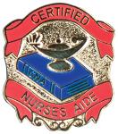 Cherokee Uniforms CME **NEW** Emblem Pin
