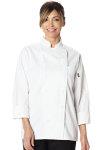 Cherokee Uniforms DC413 Women's Executive Chef Coat