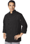 Cherokee Uniforms DC47 Unisex Classic 10 Button Chef Coat