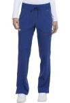 Cherokee Uniforms DK020 Mid Rise Rib Knit Waistband Pant