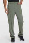 Cherokee Uniforms DK180 Men's Natural Rise Straight Leg Pant