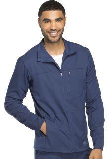 Cherokee Uniforms DK310 Men's Zip Front Warm-up Jacket