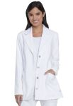 "Cherokee Uniforms DK400 28"" Notched Lapel Lab Coat"