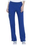 Cherokee Uniforms EL130 Mid Rise Straight Leg Pull-on Pant
