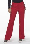 Cherokee Uniforms EL150 Mid Rise Tapered Leg Drawstring Pant