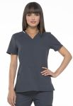 Cherokee Uniforms EL650 V-Neck Top