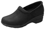 Cherokee Uniforms PATRICIA SR Fashion Leather Step In Footwear