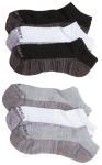 Cherokee Uniforms S100280M 1 6pr bundle Men's Skeckers Socks